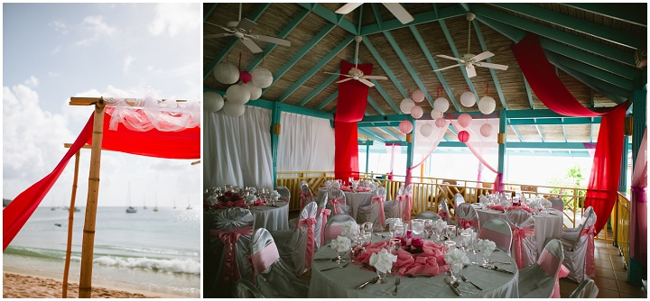 Saint Lucia Destination Wedding Bay Gardens Beach Resort