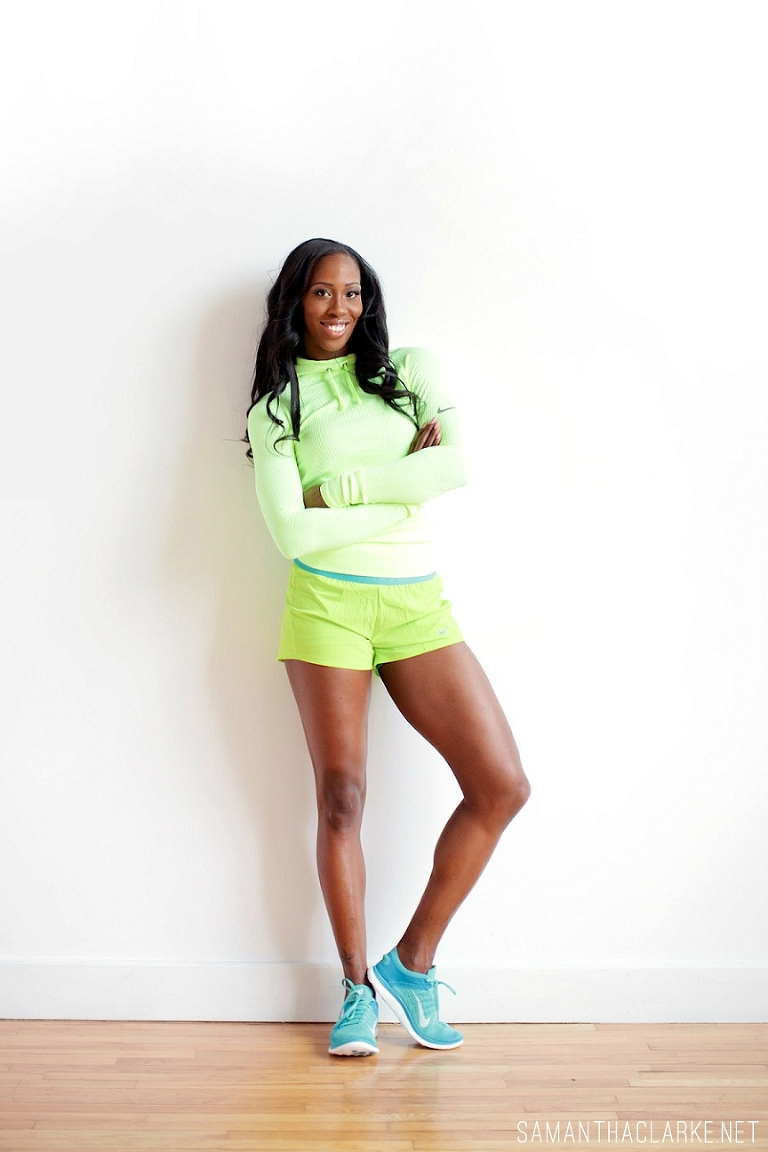 Motivational interview with Canadian Olympian and entrepreneur, Tamara Tatham