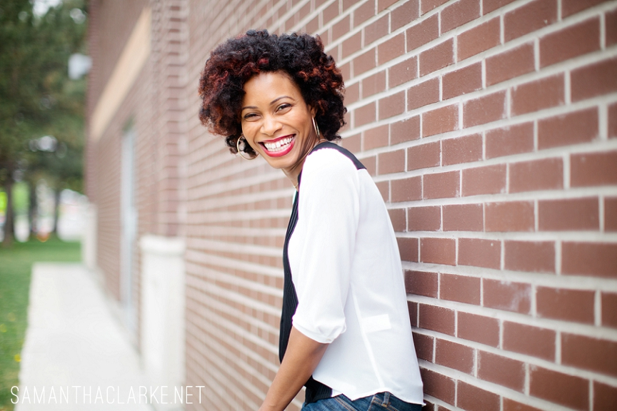 Interview with Natural Hair Blogger, Bee Quammie