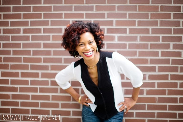 Toronto Natural Hair Blogger, Bee Quammie