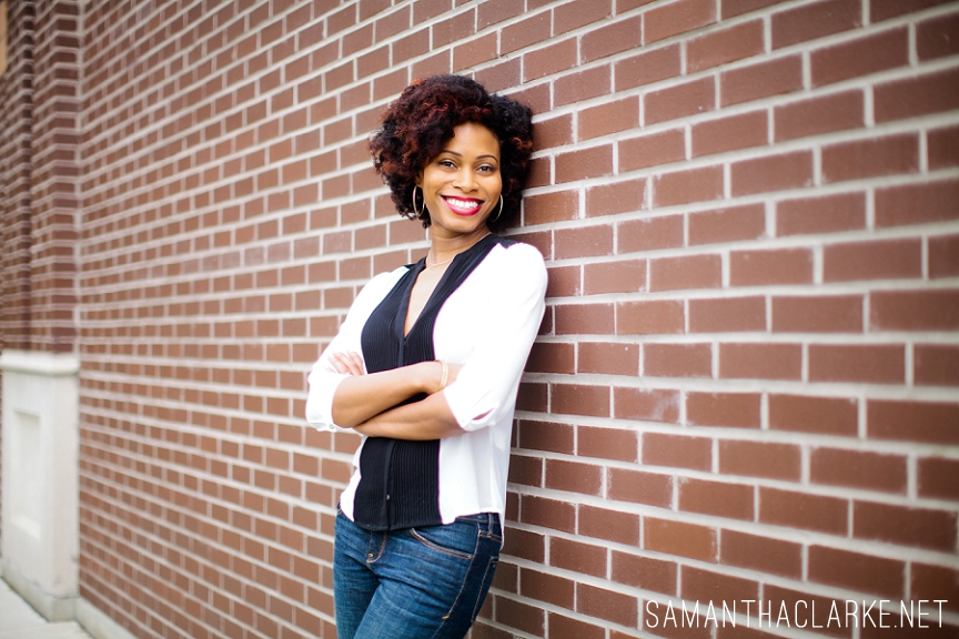 Inspirational Interview with Natural Hair Blogger Bee Quammie