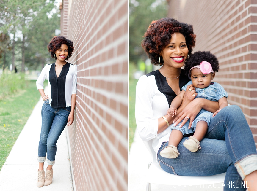 Inspirational interview Natural Hair Blogger, Bee Quammie