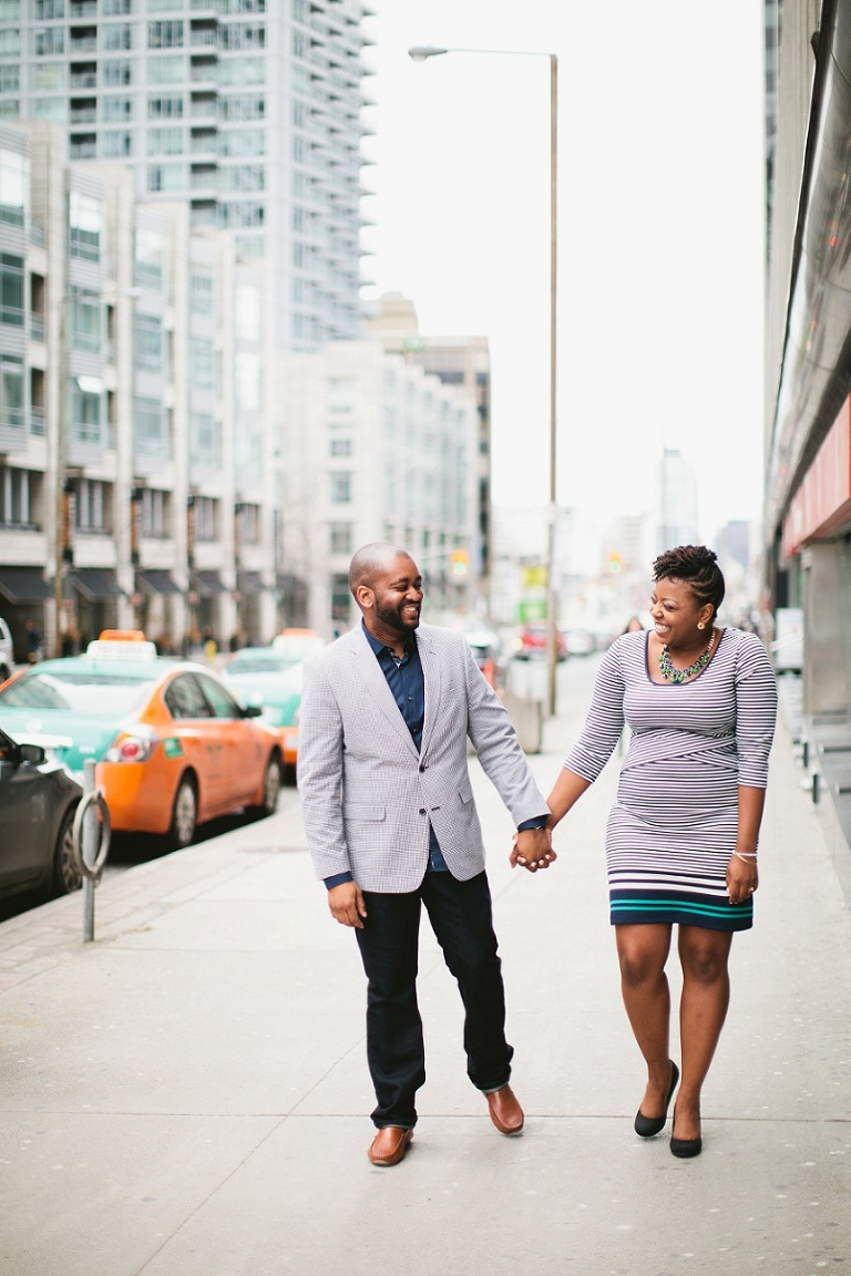 haitian canadian engagement photography