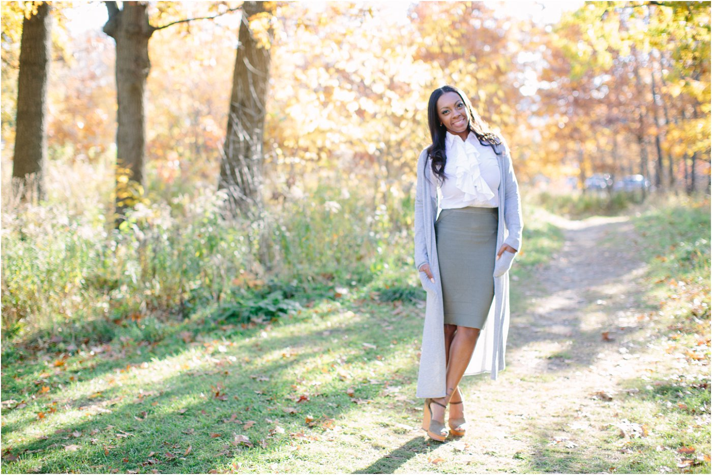 an inspiring interview makini smith toronto and describe yourself in 3 words
